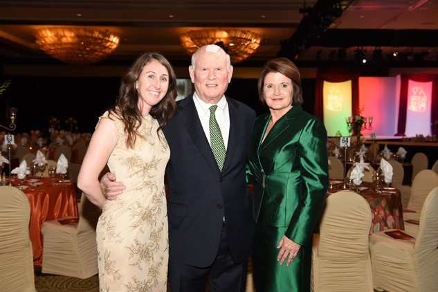 Nora's Home Gala 2015 Natalie Lencioni, Tom and Anita Richards