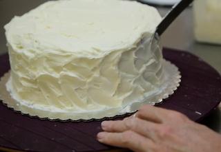 Jody Stevens gluten free cake Nicole Hickl