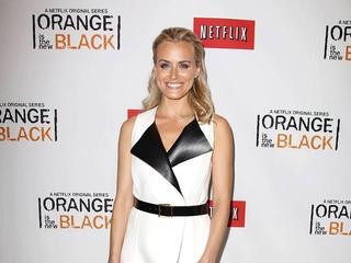 Orange is the new black star Taylor Schilling