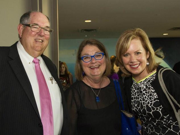 John Hall, Cheryl Hall, Ginger , southwest awards