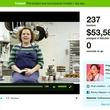 Rebecca Masson Kickstarter campaign meets goal December 2013