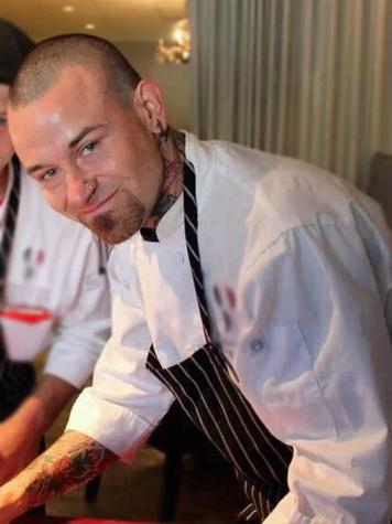 Chef Justin Box
