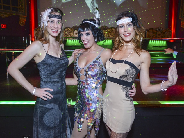 16, HYPA Gala, February 2013, Julia Kauffman, Lauren M. Young, Kelly Ann Vitacca