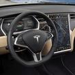 COTY runner up Tesla Interior