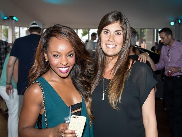Victoria Nsikak, Audra Boone