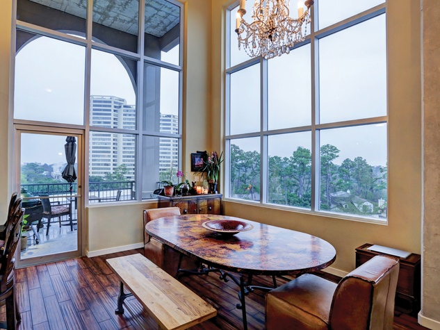 5 On the Market 6007 Memorial Drive Unit 501 February 2015