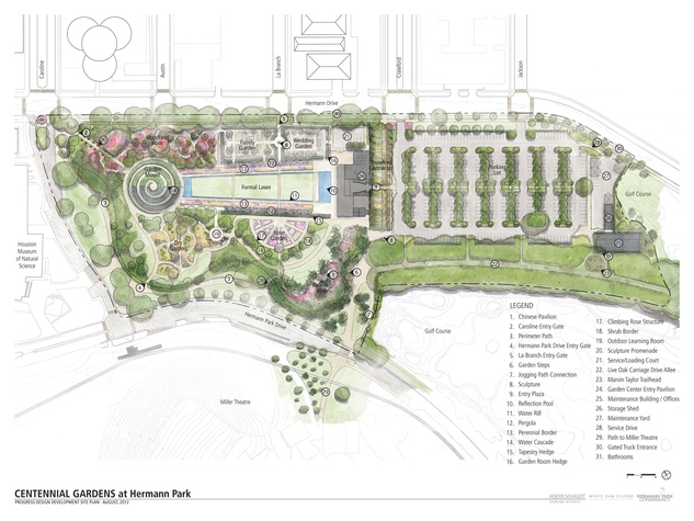 Historic Park To Get A Major Makeover For Its 100th