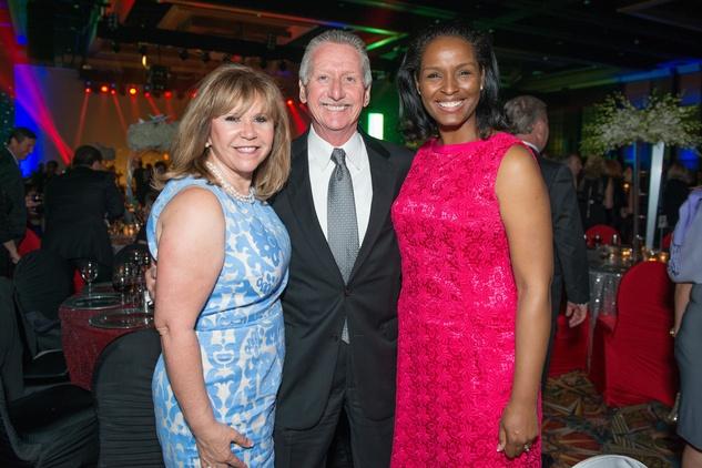 Houston, Galaxy Gala Space Center, May 2015, Cyndy Garza Roberts, Thomas Roberts, Winell Herron