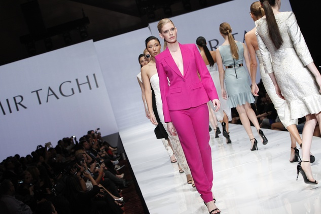Amir Taghi collection at Fashion Houston