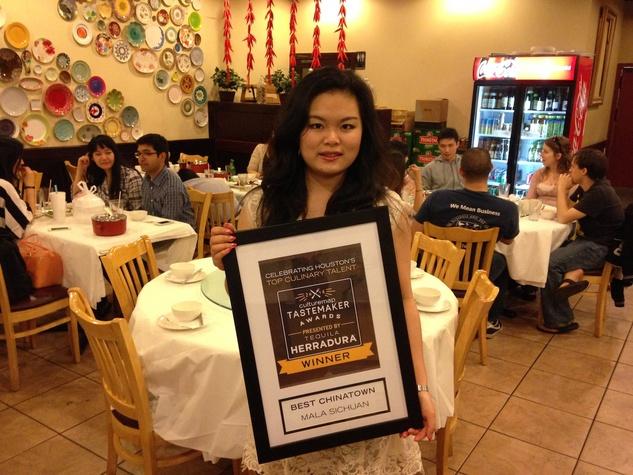 Cori Xiong Mala Sichuan Tastemakers Best Chinatown