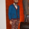 Fady Armanious at the Suitsupply Houston grand opening party December 2013