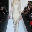Herve Leger, Mercedes-Benz Fashion Week, February 2013