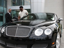 Jonathan Rienstra: Uber pimps out its Dallas rides with Bentleys and Rolls-Royces