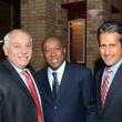 News, Mayor's Hispanic Advisory Board party, Dec. 2015, Johnny Villarreal, Sylvester Turner, Christopher Navarro