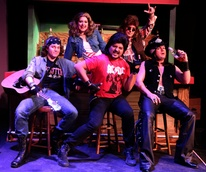 Woodlawn Theatre presents Rock of Ages