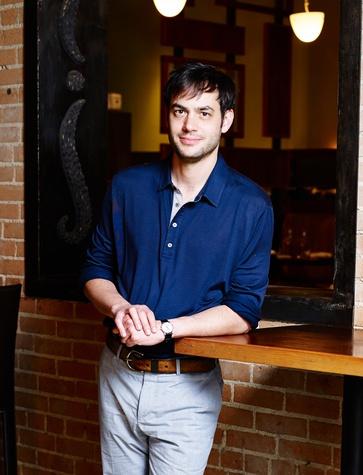 Julian Barsotti, Men of Dallas Campaign at Pockets