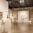 Gallery Shoal Creek Speaking Silence exhibit Texas Sculpture Group 2015