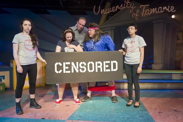 University of Tamarie sex ed