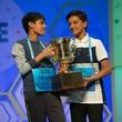 2016 Scripps National Spelling Bee Nihar Janga and Jairam Hathwar