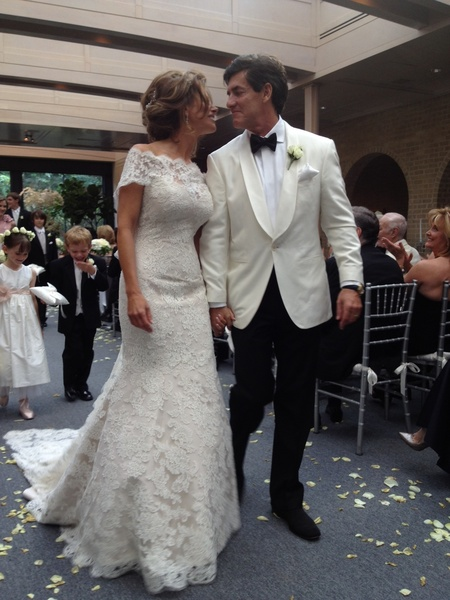 Joel and tina wedding