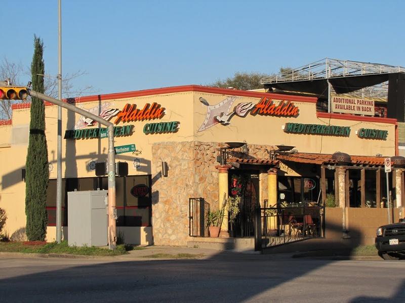 Slideshow popular montrose restaurant is temporarily for Aladdin mediterranean cuisine
