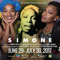Ensemble Theatre presents Simply Simone