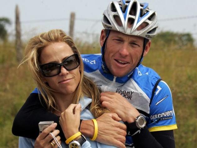 Sheryl Crow, Lance Armstrong