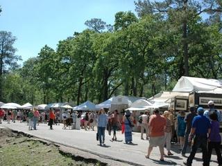 Bayou City Art Festival_BCAF_Memorial Park