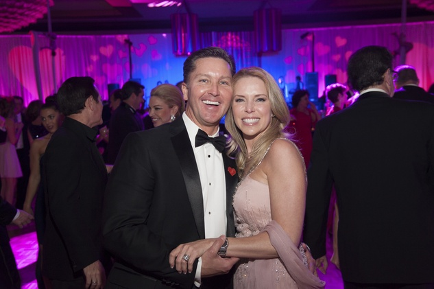 22 Nate and Cristyle Murphy at Heart Ball February 2015