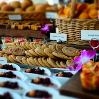 Cookies for Kids Cancer presents ATX Pastry Chefs Fancy Bake Sale