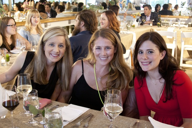 Houston, Define Foods Supper Club, May 2015, Melanie Lawston, Meghan Rovelli, Hannah Siegel-Gardner