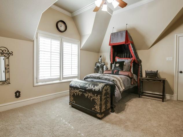 Bedroom at 1724 Wisteria Way in Westlake