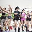 costume contest Hot Undies Run June 2014