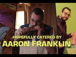 The Daily Show Aaron Franklin