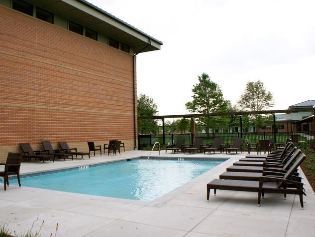 News_Menninger Clinic_April 2012_pool