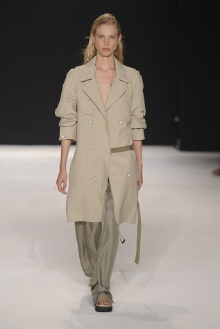Rag & Bone spring collection 2015 trench