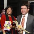9 Alexandra Smoots and Jose Medrano at Joyful Toyful December 2014.