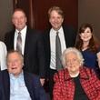 Houston, Bush Library Foundation dinner, November 2017