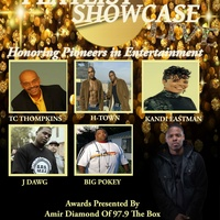Ms Cat TV presents The Playlist Showcase Live