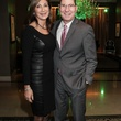 Soraya and Scott McClelland at the Knowledge Arts Foundation dinner November 2013