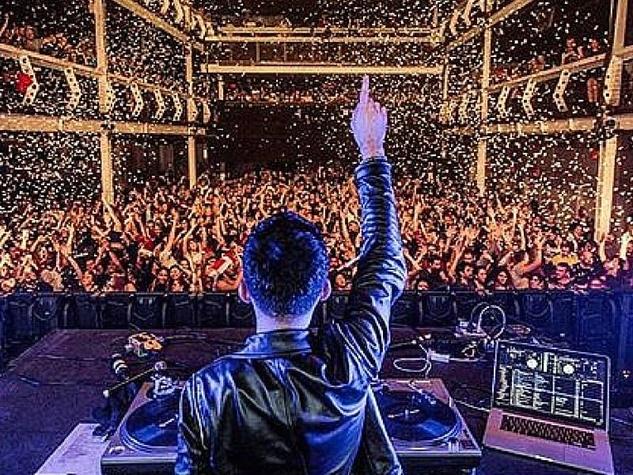 Houston, H-Town Countdown, December 2015, DJ