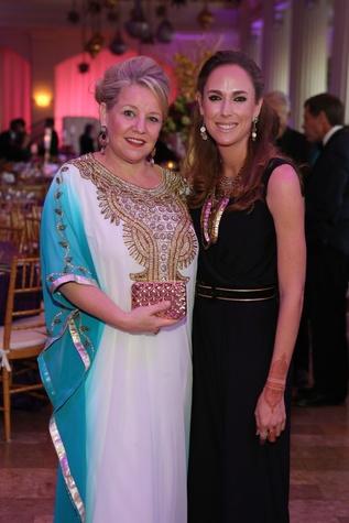 SPA gala, April 2016, Elizabeth Vail, Rolin Golden
