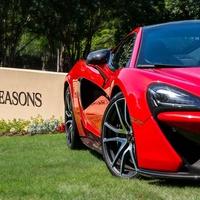 Four Seasons Resort and Club Dallas at Las Colinas presents Park Place Luxury & Supercar Showcase