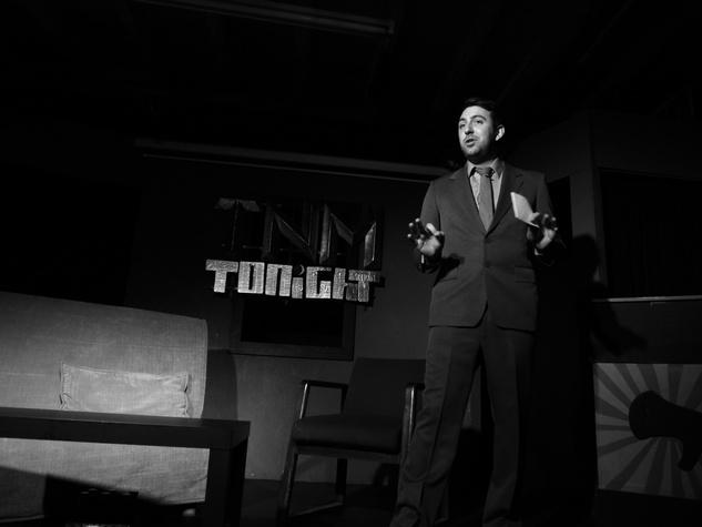 TNM Tonight host Devon Tincknell at New Movement