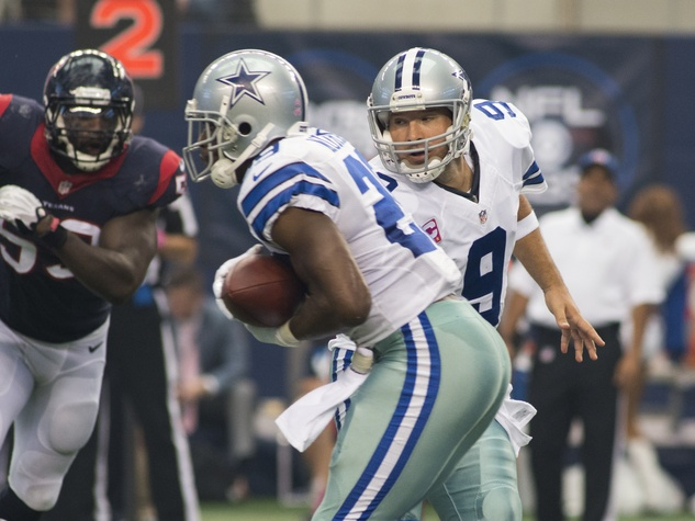 Texans vs. Cowboys Oct. 5, 2014 Dallas 2?