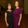 Pam Busbee and Laura Johnson, JLD milestone luncheon