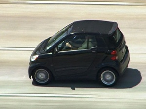 Smart Car_high speed chase
