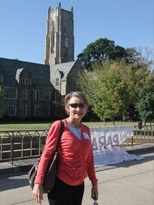 Jane Howze, Homecoming, October 2012, Rhodes College