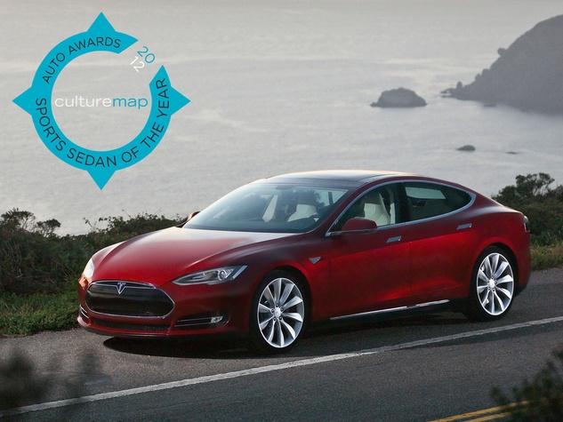 COTY Tesla Model S