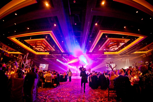 9 The venue at the Ronald McDonald House Houston Boo Ball October 2014